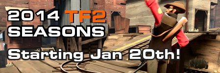 TF2 Leagues 2014 Starting Soon